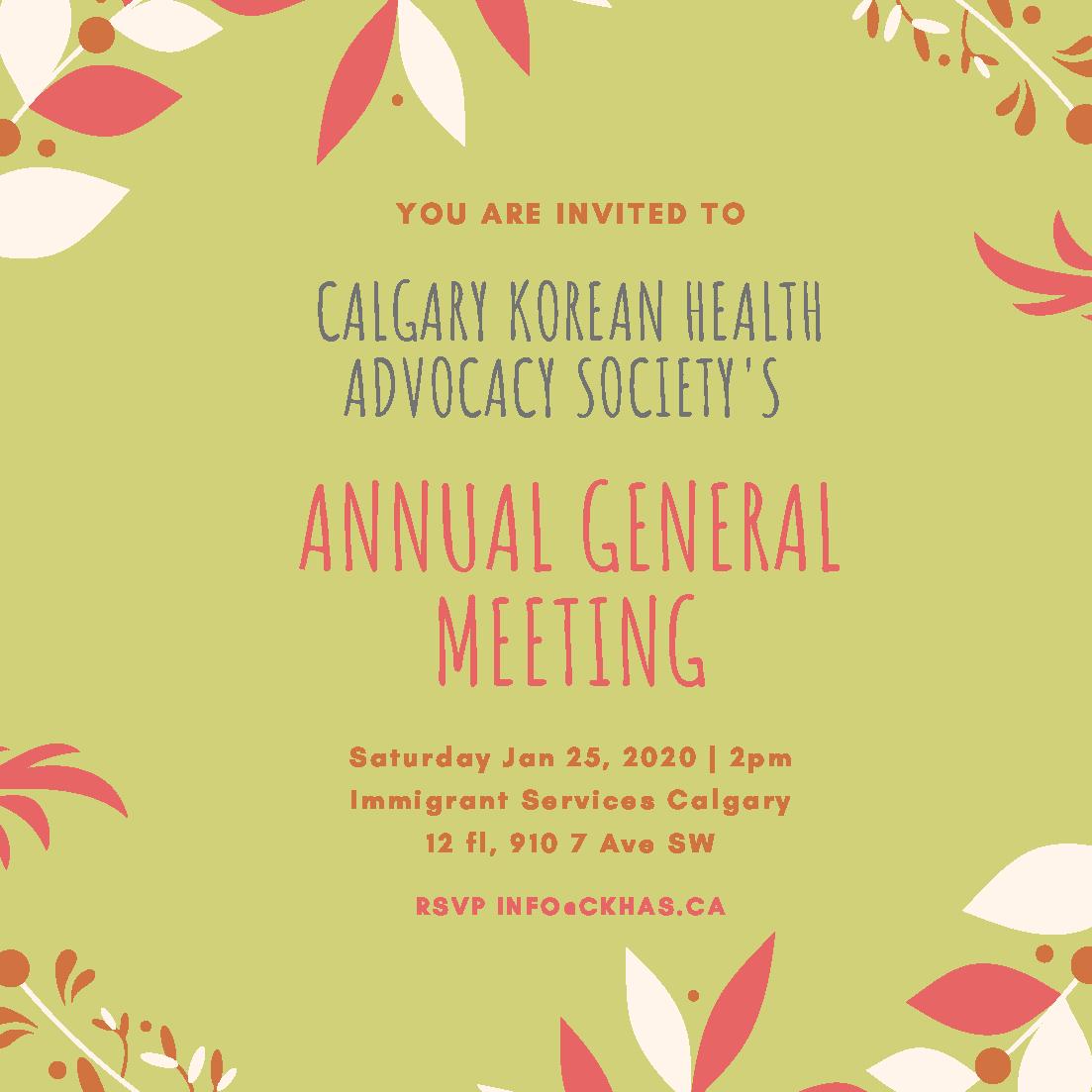 2019 Annual General Meeting  Copy